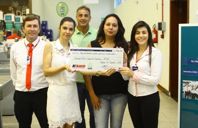 Troco Solidário ajuda entidades