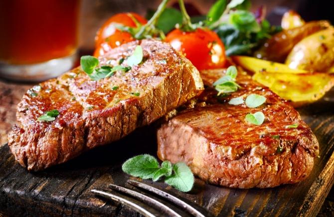 Que Carne eu levo?