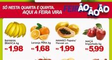 Lâmina Feirão Barra Velha, Guaramirim, Tijucas e São Chico!