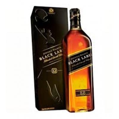 Whisky Jhonnie Walker Balck 1 Lt