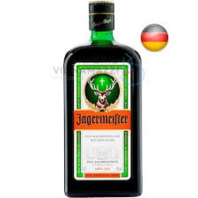 Aperitivo Amaro Jagermeister 720 Ml