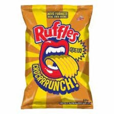 Salg Batata Ruffles Queijo 76 Gr