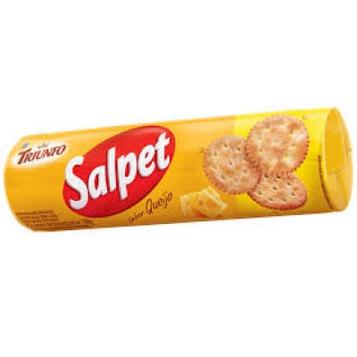Biscoito Triunfo Salpet Tradic. 100 Gr