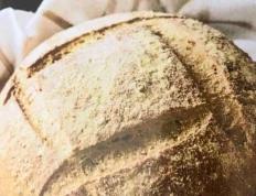 Prática receita de pão de milho